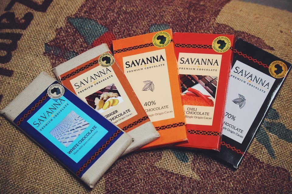 Savanna Premium Chocolate