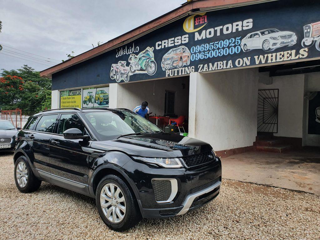 Cress Motors Zambia